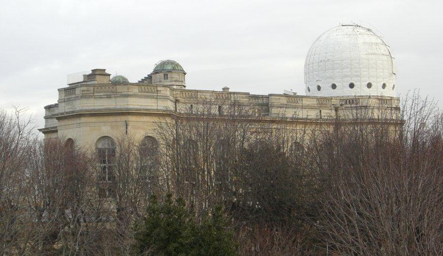 パリ--天体物理研究所訪問 :イ...