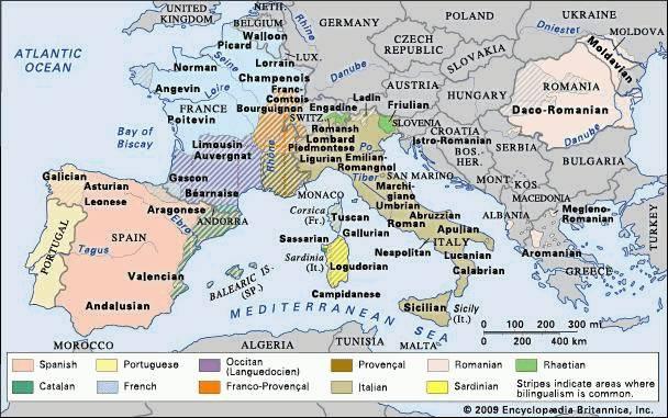 1467. イタリック語派(印欧語族...